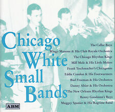 CHICAGO WHITE SMALL BANDS Various CD Jazz - New