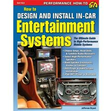 How To Design And Install In Car Entertainment Systems Manual by Cartech SA163