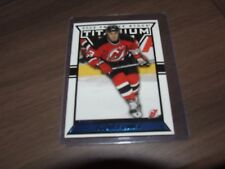 2002-03 PACIFIC PRIVATE STOCK TITANIUM Blue scott gomez /450