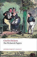 The Pickwick Papers (Oxford World's Classics)-ExLibrary