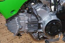 KAWASAKI KLX110 DRZ110 ENGINE REBUILD TOP END BIG BORE REFRESH