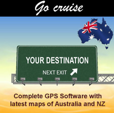 GPS Software for Go Cruise (Aldi) GPS with latest 2018 Australian and NZ maps