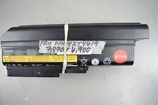 (Lot of 5) OEM Lenovo 9-cell Battery 42T4619 92P1132 for T60 R60 R500 W500 T500
