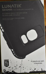 LUNATIK SEISMIK CASE FOR SAMSUNG GALAXY S6 BLACK