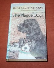 The Plague Dogs by Richard Adams 1977 First Edition Hardback - free UK postage