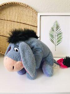 Applause Eeyore Donkey Beanbag Plush Stuffed Animal Winnie the Pooh