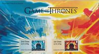 GAME of THRONES 2018  OFFICIAL  ROYAL  MAIL  PRESENTATION PACK  POST and  GO