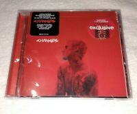 Justin Bieber Changes CD - Target Exclusive Includes 1 of 2 Posters New & Sealed