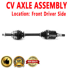 FRONT LEFT Driver Side CV Axle Drive Shaft ASSEMBLY For TOYOTA COROLLA Automatic