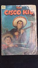 The Cisco Kid Dell Comics No.17 1953