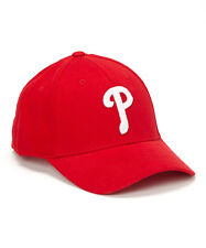 Philadelphia Phllies Red Men's Adjustable Baseball Hat