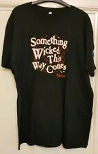 Shakespear's Rose Theatre shirt something wicked this way comes new macbeth XL