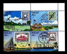 PALAU - PA - 1985 - Centenario della prima occupazione tedesca (1885 - 1914) adf