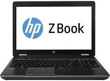 """HP ZBook 15 Mobile Workstation i7-4600M Dual-Core 2.9GHz 8GB Nvidia 15.6"""" 1080p"""