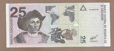 EL SALVADOR: 25 Colones Banknote, (UNC), P-149b, 02.03.1998, No Reserve!