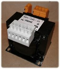Transformer, 4000Vrms, 200VA Power, 24VCT Output Series, 12V Output Parallel