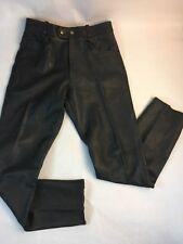 Germas Sport Leather Pants Men's  Motorcycle Size 32x32, 50(Eur)
