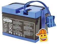 Peg Perego 12 Volt Batterie 12 Ah Akku BLAU