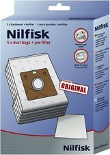 Nilfisk Go and Coupe Series Vacuum Cleaner Bags (78602600)