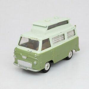 Corgi Toys 420 Ford Thames Airborne Caravan - Die Cast Old Playcraft Campervan