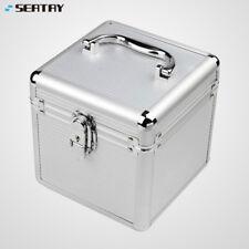 "Seatay Aluminum 6Bays 2.5"" / 3.5"" HDD SSD Hard Drive Storage Case Protection Box"