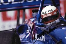 Danny Sullivan firmato Galles RACING Lola, carrello LONG BEACH 1993