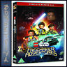 LEGO STAR WARS - THE FREEMAKER ADVENTURES - COMPLETE SEASON 1 *BRAND NEW DVD *