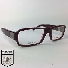 Carrera Gafas Rojo Rectángulo Gafas marco Mod: CA6122 LHF