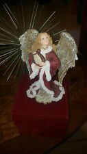 Boyds Charming Angels Collection Vanessa 257 Harmony of the Holidays 1st Edition