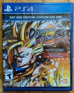 Dragon Ball FighterZ: Day One Edition (Sony PlayStation 4 PS4, 2018) DBZ Drag