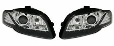 2 FEU FEUX PHARE AVANT DEVIL EYES LED AUDI A4 B7 04-07