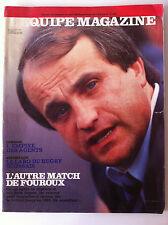L'Equipe Magazine du 18/03/1989; Dossier; l'empire des agents/ Rugby Ecossais