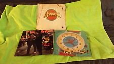 3 LPs by the L.A. Boppers self titled/Bop Time !  / Make Mine Bop !