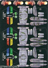 STAR WARS POCKETMODEL - (CW006) PORAX-38s