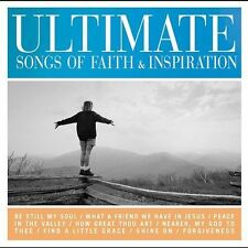 Ultimate Songs of Faith and Inspiration by Various Artists (CD, Aug-2003, Curb)