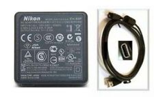 Genuine Nikon EH-69P Charging AC Adapter + USB Cable for S100 S2500 S3100 S3300