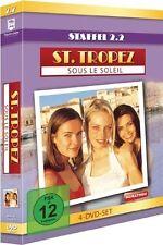 ST.TROPEZ - SOUS LE SOLEIL - STAFFEL 2.2  4 DVD NEU  ADELINE BLONDIEAU/+