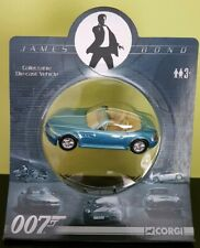 James Bond Collectable Cars BMW Z3 Hot Wheels Corgi Matchbox