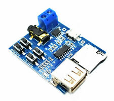MODULO REPRODUCTOR MP3 MICRO SD ARDUINO USB-MICROUSB BOARD