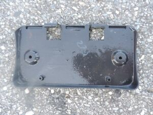 Ford Mercury front license plate adapter mount OEM 94BB-17A385-AC holder Jeep