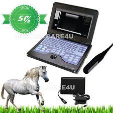 Veterinary Equine & Bovine Ultrasound Scanner VET Laptop Machine 7.5Mhz Rectal