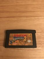 Donkey Kong Country 2 (Nintendo Gameboy Advance GBA) Cart Only GREAT Shape