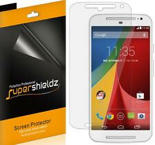 6X Supershieldz HD Clear Screen Protector For Motorola Moto G (2nd Generation)