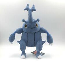 "Pokemon Heracross Plush Doll Soft Toy Teddy Stuffed Animal 12"""