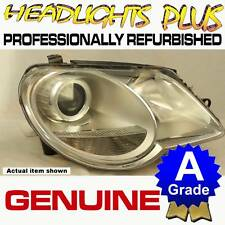 VOLKSWAGEN EOS 1F Convertible (Early) Right Headlight 2/2007 to 5/2011