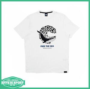 T shirt uomo manica corta North Sails maglia girocollo cotone organico casual