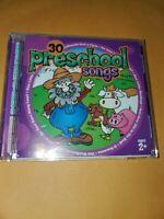 30 Preschool Songs by The Countdown Kids (CD)