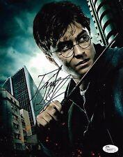 Daniel Radcliffe Harry Potter Autographed Signed 8x10 Photo JSA COA #8