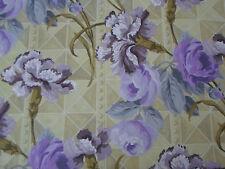 Designers Guild Fabric ~ 'Dujardin' 1.8 METRES Amethyst 100% Linen Zephirine Col
