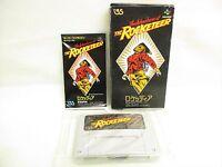 THE ROCKETEER Ref/ccc Super Famicom Nintendo sf